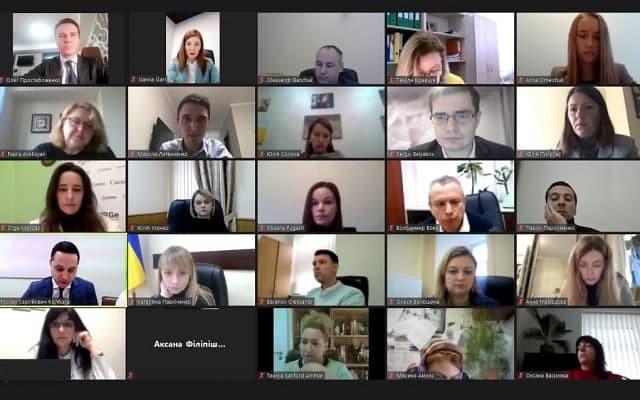 Ганна Гаро, Олег Простибоженко та Світлана Савицька взяли участь у засіданні робочої групи по удосконаленню сімейного законодавства